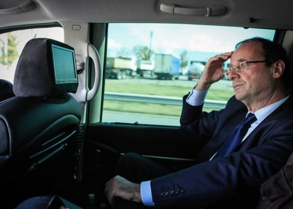 Hollande scumpire carburanti